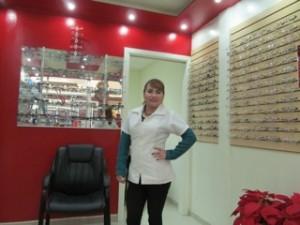 Optometrist Reyna